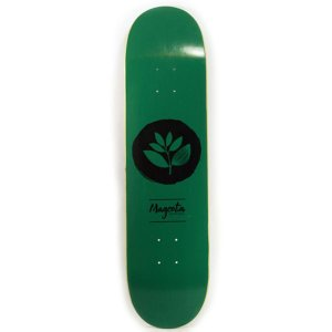 Shape Magenta Skateboards Team Dark Green Logo 7.875