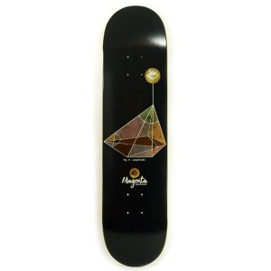 Shape Magenta Skateboards Fig. 2 Amplitude 7.75