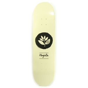Shape Magenta Skateboards Team Beige Logo 8