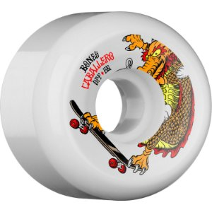 Rodas Bones Wheels Steve Caballero SPF Dragon - 84b 60mm