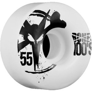 Rodas Bones 100's Original Formula V4 - 100a 55mm