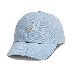Boné Strapback Diamond Logo Azul