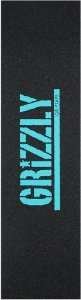 Lixa Grizzly Logo Azul