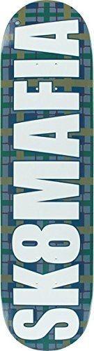 Shape Sk8mafia Logo Green 8.25