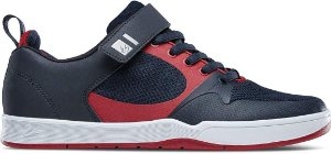 Es Accel Plus Ever Stitch Shoes navy red