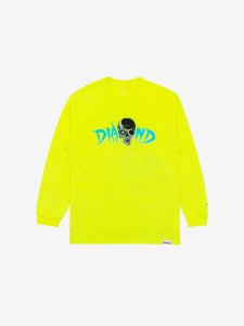 BURIAL GROUND LONGSLEEVE - NEON - TAM. G