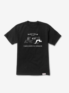 SCREW'N EM ALL TEE - BLACK - TAM. M