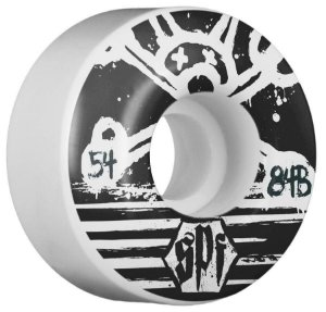 BONES WHEELS SPF BLACKOUT 55MM