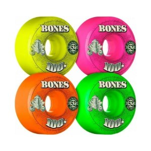 Roda Bones 52mm Colors 100s Og 52mm