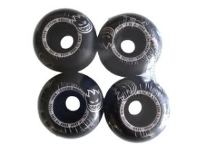 Rodas Spitfire 50mm 99a Live To Burn Black
