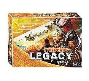 Pandemic Legacy 2ª Temporada: Yellow Edition