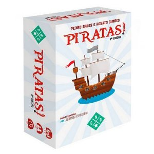 Piratas!:2ª Edição