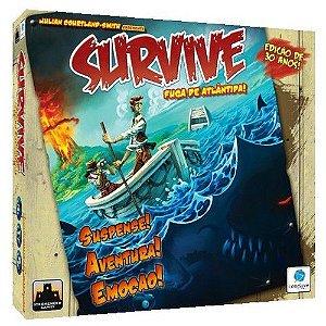 Survive - Fuga de Atlândida!