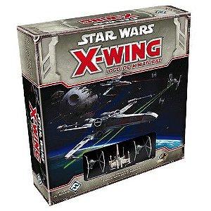 Star Wars X-wing Jogo de Miniaturas - Jogo Base