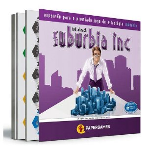Suburbia Inc - Expansão
