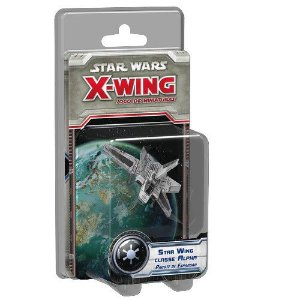 Star Wing Alpha Class - Expansão de Star Wars X-Wing