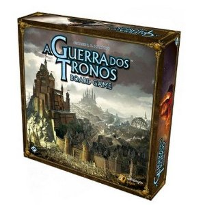 A Guerra do Tronos: Board Game