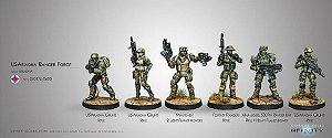 USAriadna Ranger Force - Ariadna Sectorial Starter Pack