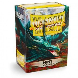 Dragon Shield - Mint Classic