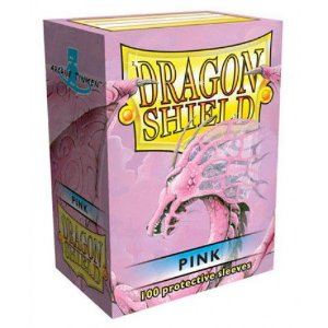 Dragon Shield - Pink Classic