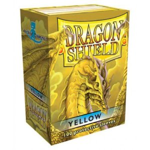 Dragon Shield - Yellow