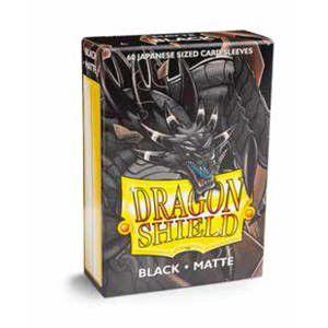 Dragon Shield Mini - Black Matte