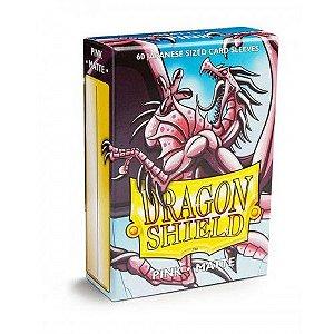 Dragon Shield Mini - Pink Matte