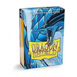 Dragon Shield Mini - Sky Blue Matte