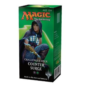 MTG Challenger Deck - Counter Surge
