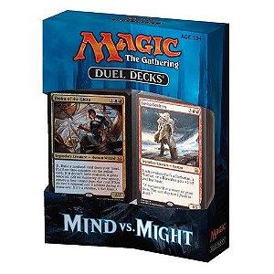 MTG Duel Deck - Mind vs Might