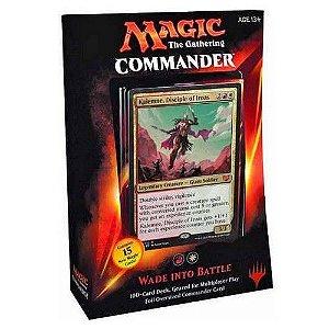 MTG Commander 2015 - Wade into Battle