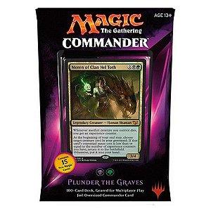 MTG Commander 2015 - Plunder the Graves