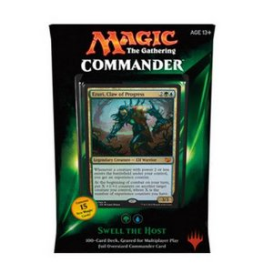 MTG Commander 2015 - Swell the Host
