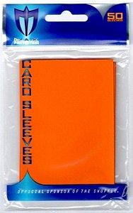 Max Card Sleeves - Laranja