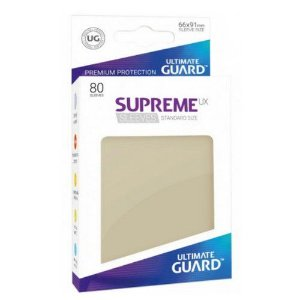 Ultimate Guard Matte Supreme - Sand