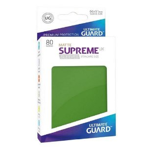 Ultimate Guard Matte Supreme - Green