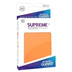 Ultimate Guard Matte Supreme - Orange