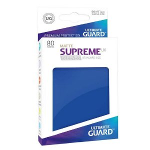 Ultimate Guard Matte Supreme - Royal Blue