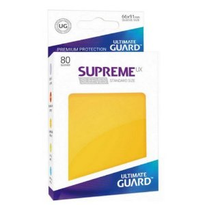 Ultimate Guard Matte Supreme - Yellow