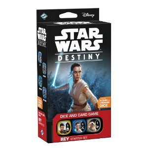 Star Wars Destiny: Pacote Inicial - Rey