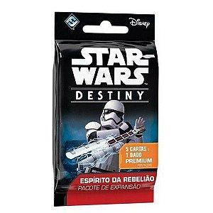 Star Wars Destiny: Pacote de Expansão - Espírito da Rebelião