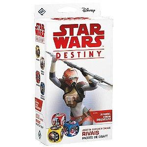 Star Wars Destiny: Rivais - Pacote de Draft