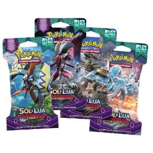 Booster Pokémon: Sol e Lua  - Guardiões AscendentesS (Blister)