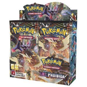 Booster Box Pokemon: Sol e Lua - Luz Proibida