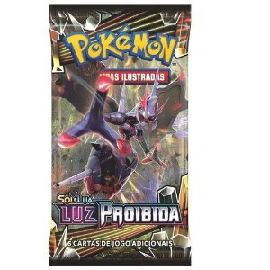 Booster Pokémon: Sol e Lua  - Luz Proibida