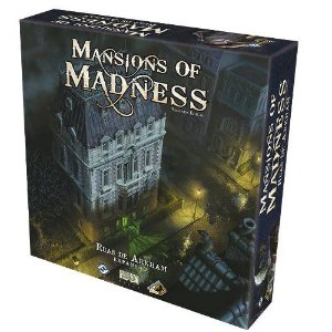 Mansion of Madness - Ruas de Arkham