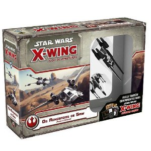 Os Renegados de Saw - Expansão de Star Wars X-Wing