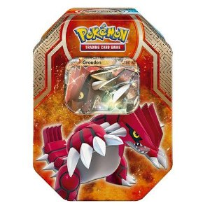 Pokémon Lata Conflito Primitivo - Groudon