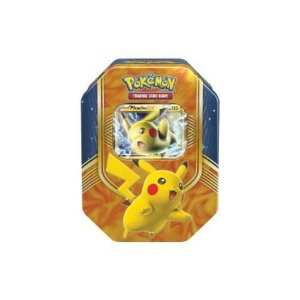 Pokémon Lata Batalha do Coração - Pikachu EX
