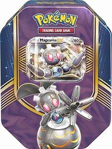 Pokémon Lata Batalha do Coração - Magearna EX